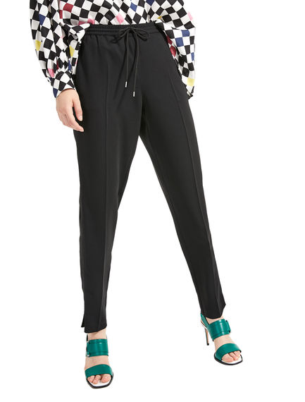Tapered Jogging Trousers Sportmax