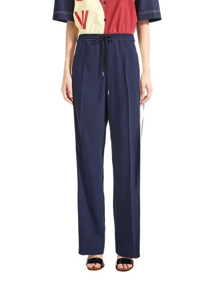 Graphic Sartorial Jogging Trousers Sportmax
