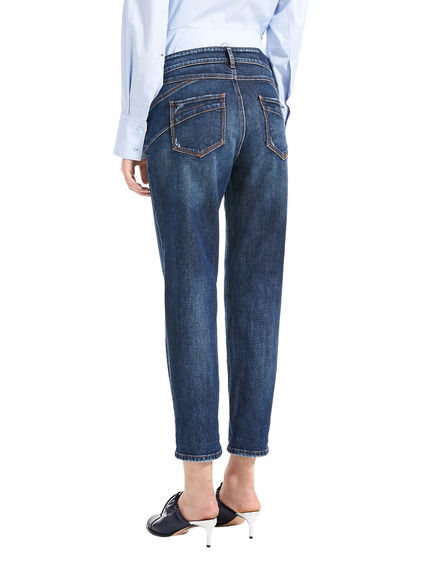 Cigarette-Style Jeans