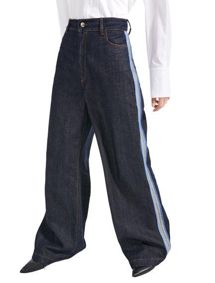 Super-Wide-Leg Jeans Sportmax
