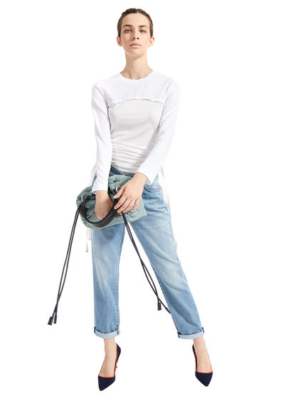 Sleek Boyfriend-Fit Jeans Sportmax