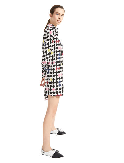 Chequerboard Tunic Dress Sportmax