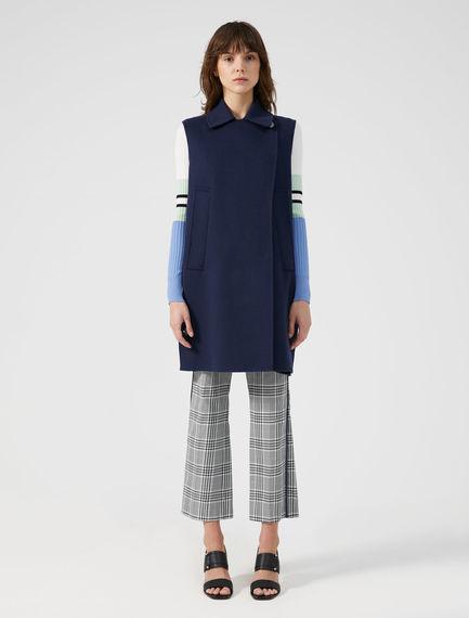 Two-tone Wool Waistcoat