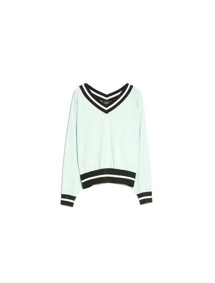 Transforming Stretch Sweater