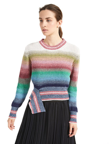 Degrade Striped Sweater Sportmax
