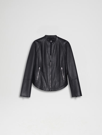 Tailored Nappa Jacket