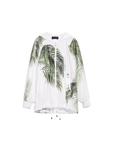 Palm Print Waterproof Bomber