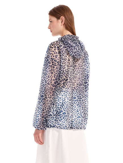Animal Print Waterproof Bomber