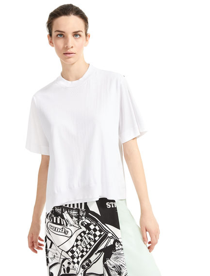 Layered T-Shirt Top Sportmax