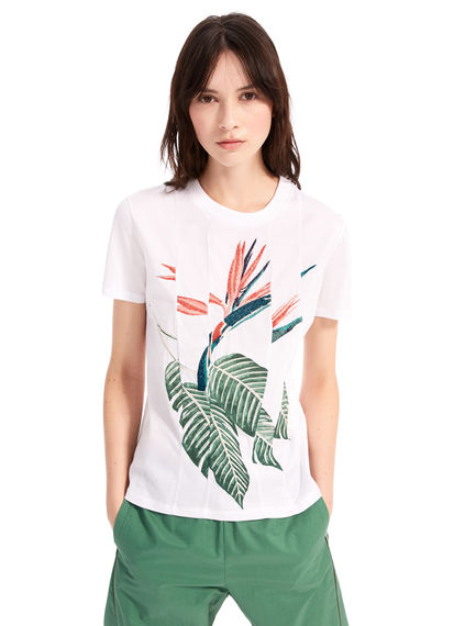 Bird of Paradise T-Shirt Sportmax