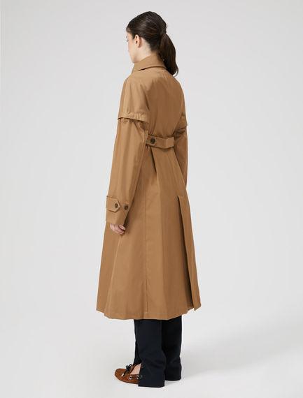 Kimono Sleeve Transforming Raincoat