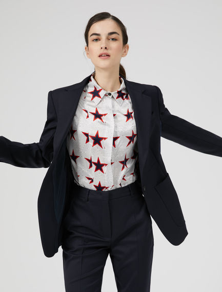 Inside-Out Tailored Blazer Sportmax
