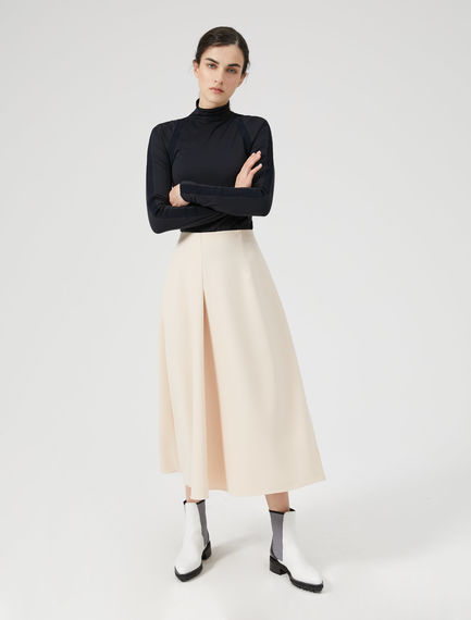 Light Pleated Skirt