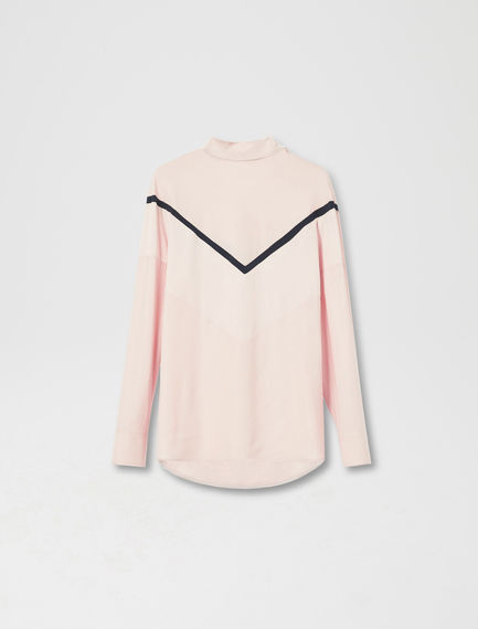 Long-Sleeve Fencing Blouse