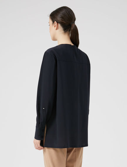 Two-Way Panelled Blouse