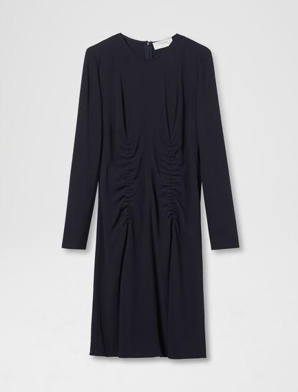 Gathered Corset Dress