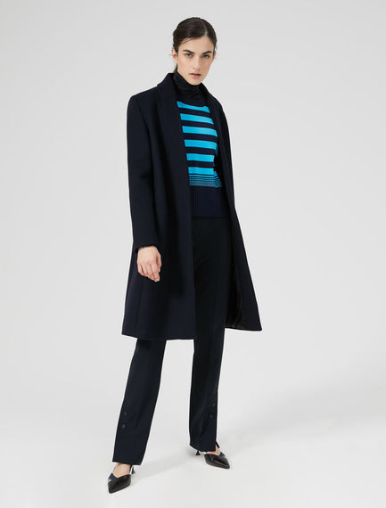 Bold Stripe Viscose Sweater Sportmax