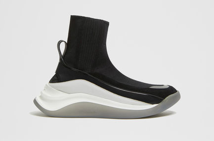 High-stretch Pull-on Sneakers Sportmax