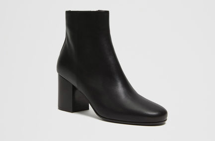 Fusion Calfskin Ankle Boots