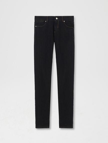 Dark Indigo Skinny Jeans