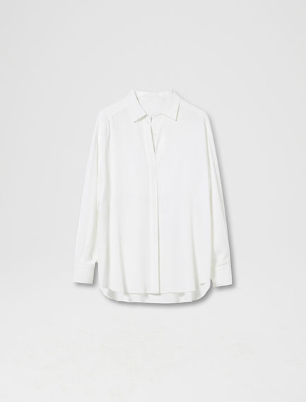 Fusion Silk Crêpe Shirt