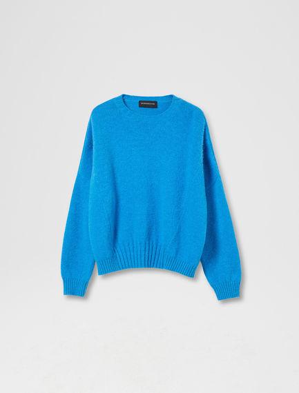 Slouchy Alpaca Sweater