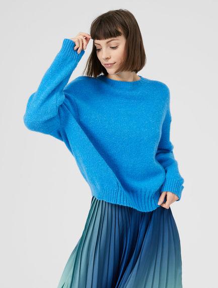 Slouchy Alpaca Sweater Sportmax