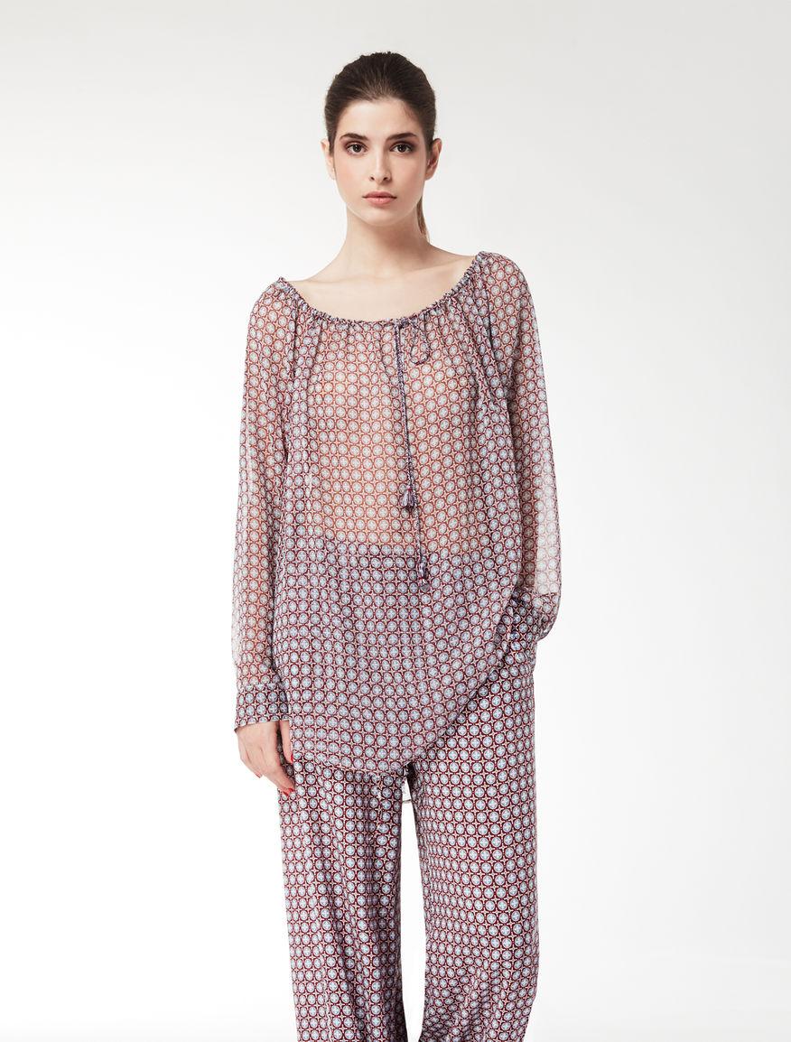 Silk georgette shirt Weekend Maxmara