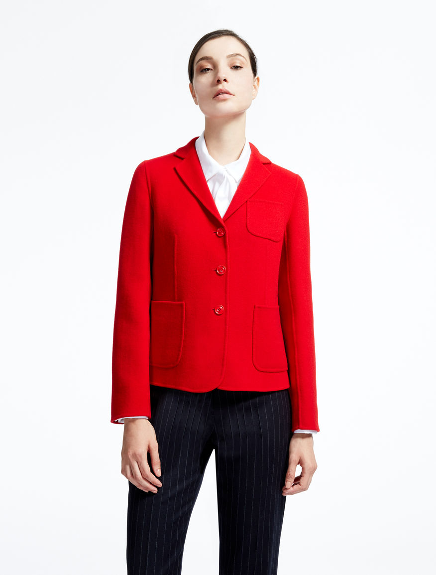 Wool jacket Weekend Maxmara