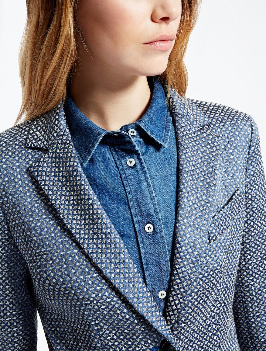 Jacquard jacket Weekend Maxmara