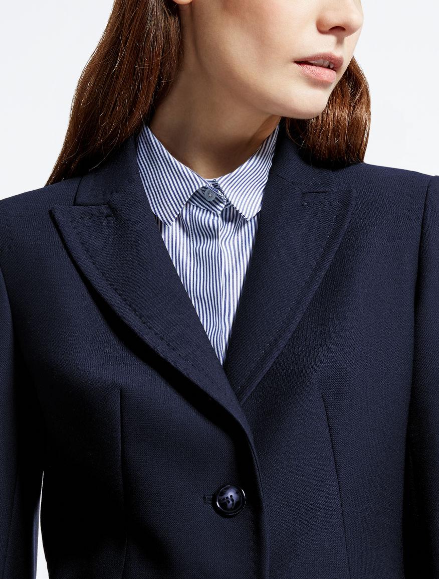 Wool and viscose jacket Weekend Maxmara