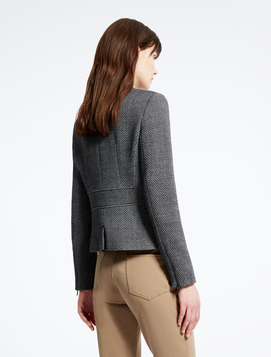 Stretch wool jacket Weekend Maxmara