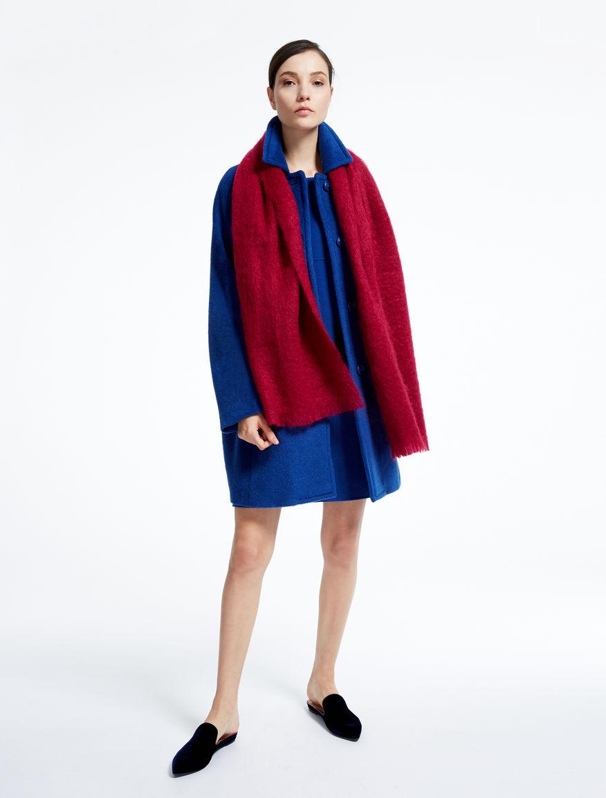 Wool, mohair and alpaca coat Weekend Maxmara