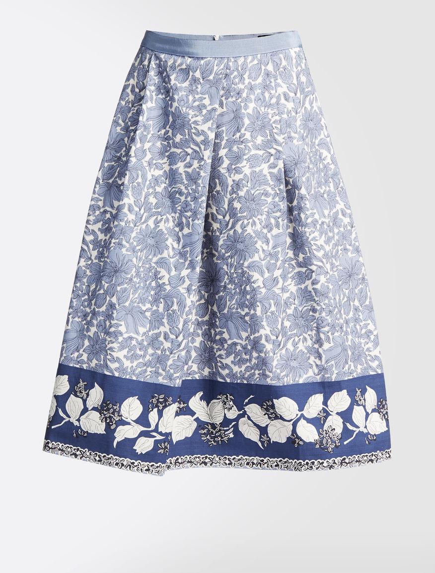 Slub cotton skirt Weekend Maxmara