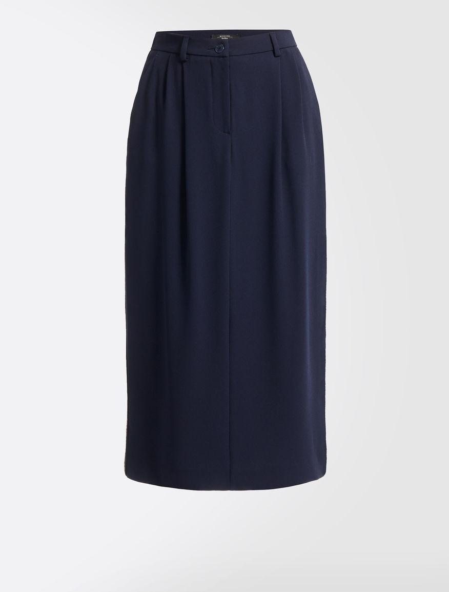 Sablé fabric skirt Weekend Maxmara
