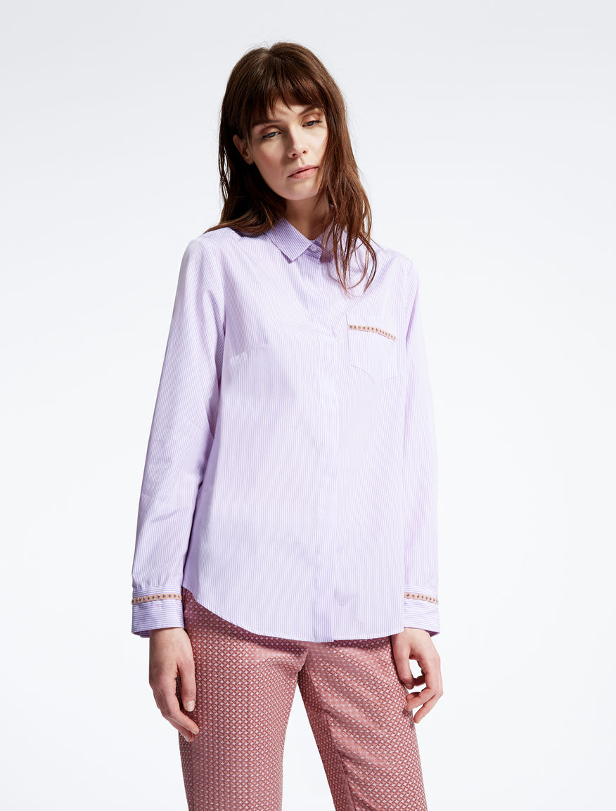 Pure cotton shirt Weekend Maxmara