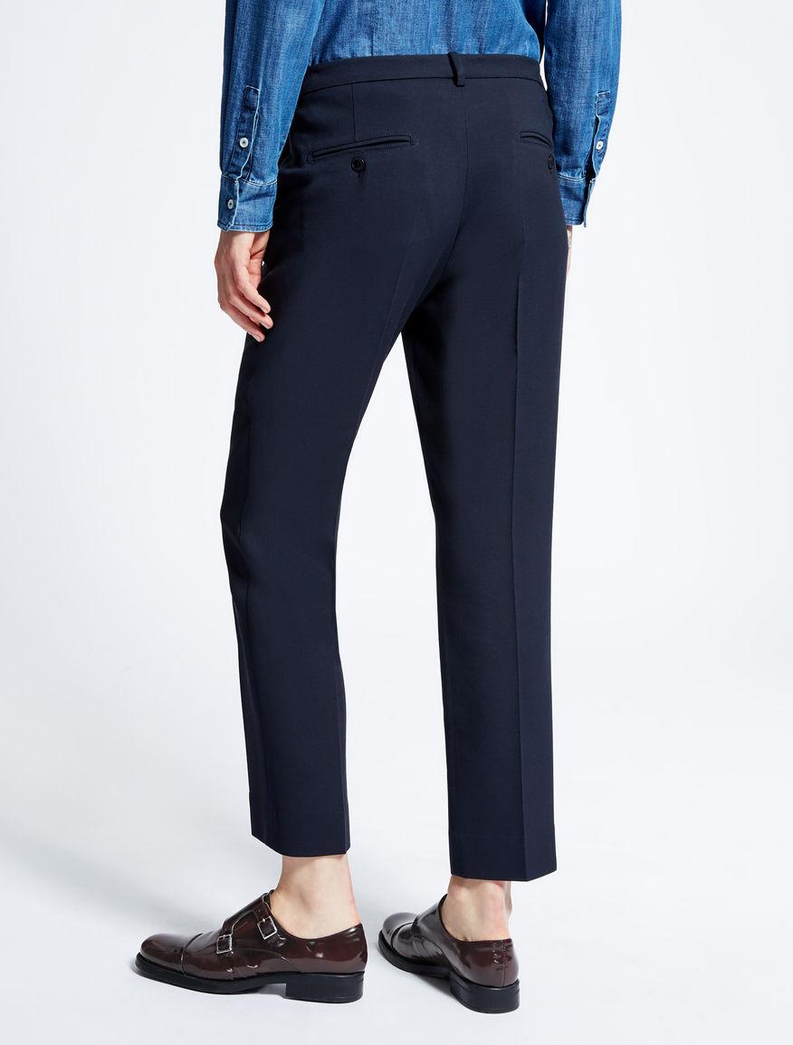 Wool cloth and viscose trousers Weekend Maxmara