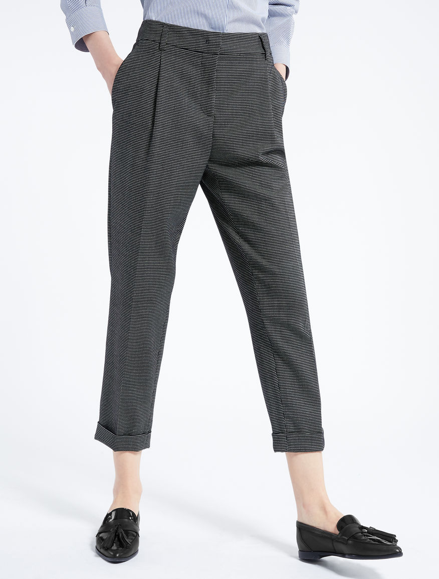 Wool and silk trousers Weekend Maxmara