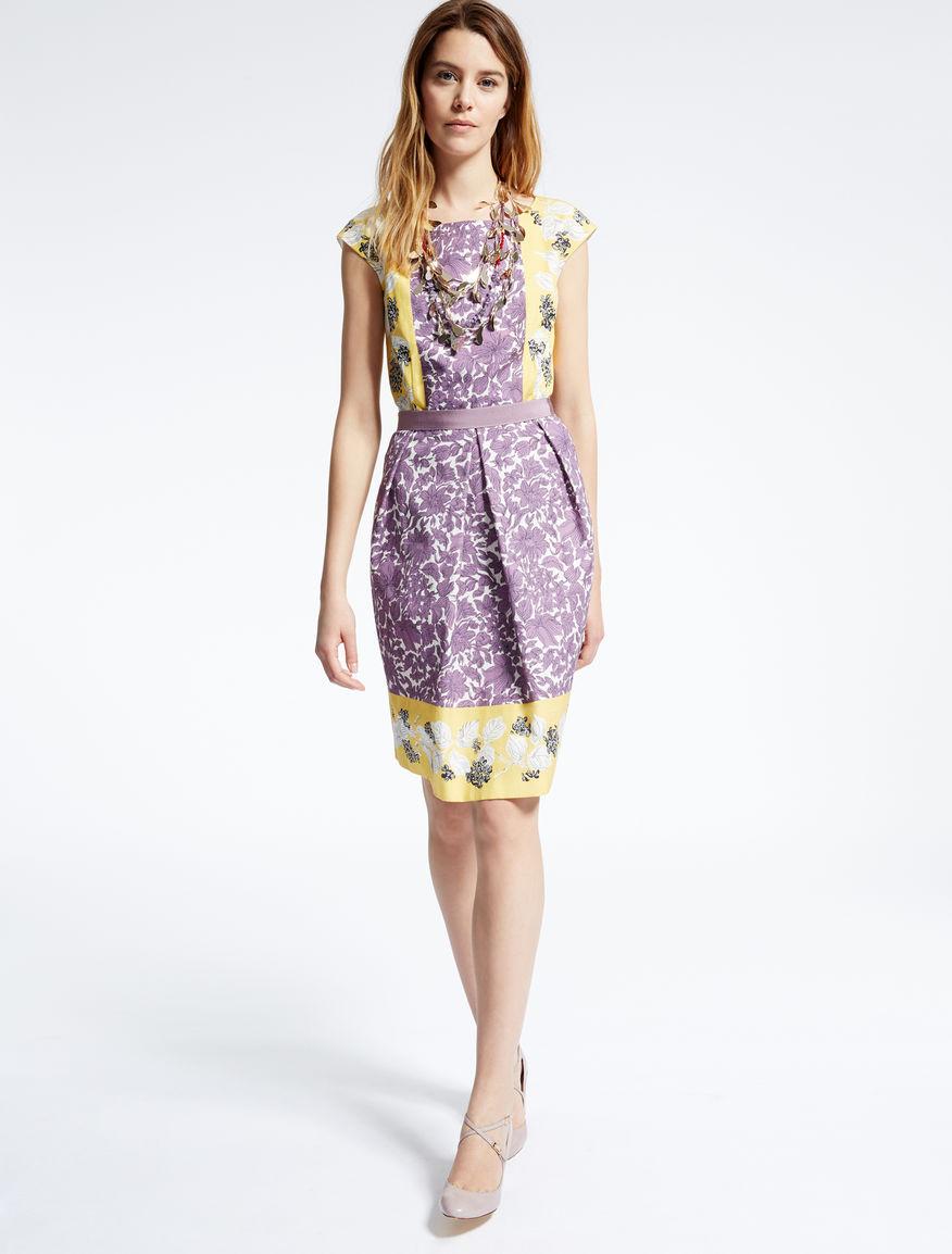 Slub cotton dress Weekend Maxmara