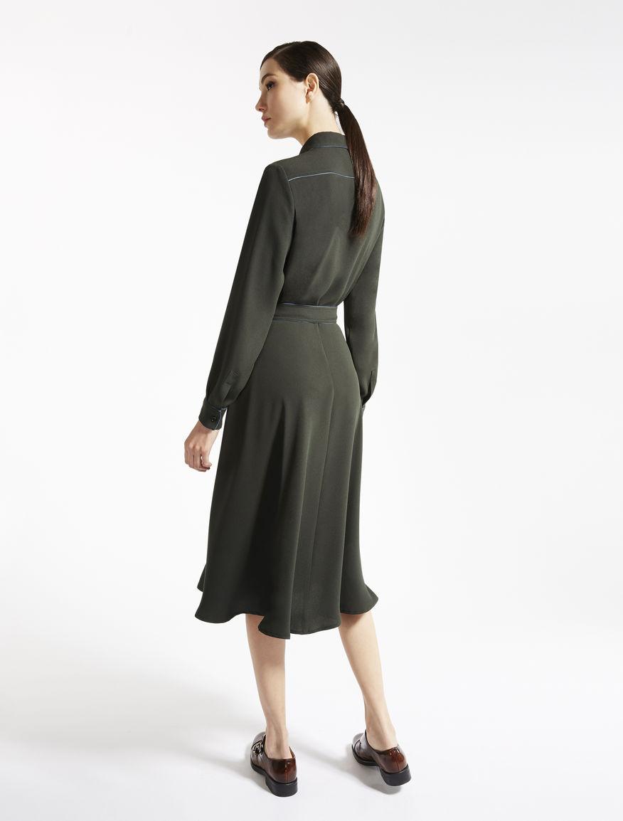 Viscose sablé dress Weekend Maxmara