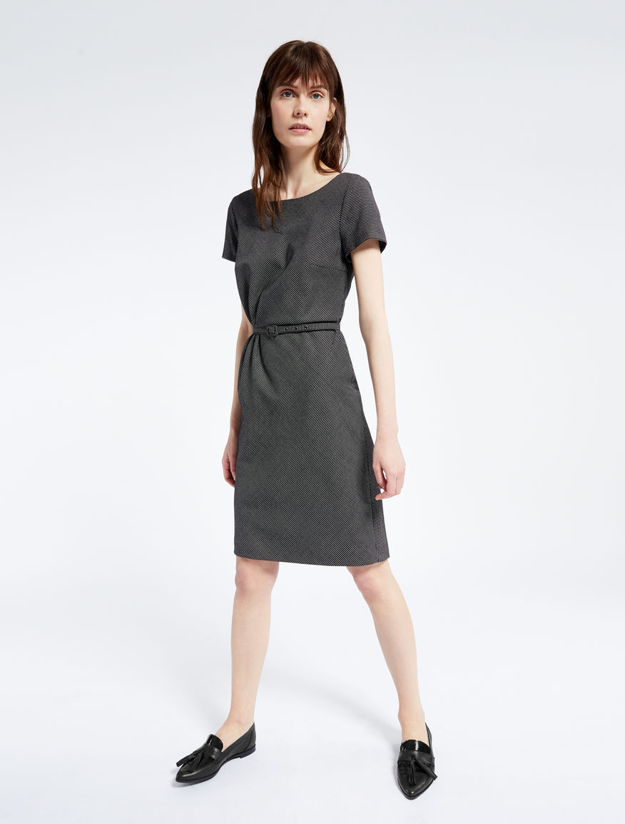 Wool and silk dress Weekend Maxmara