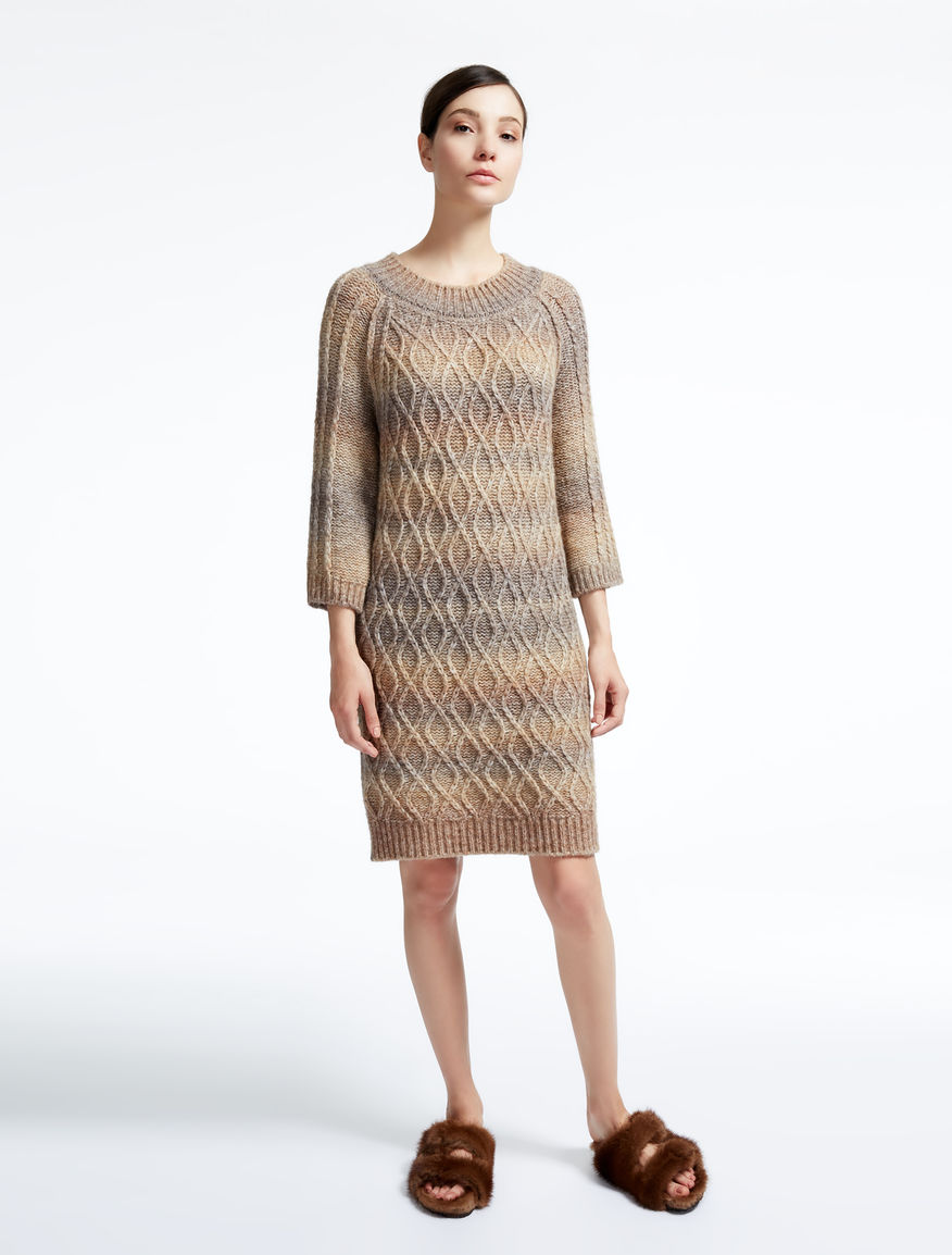 Alpaca dress Weekend Maxmara