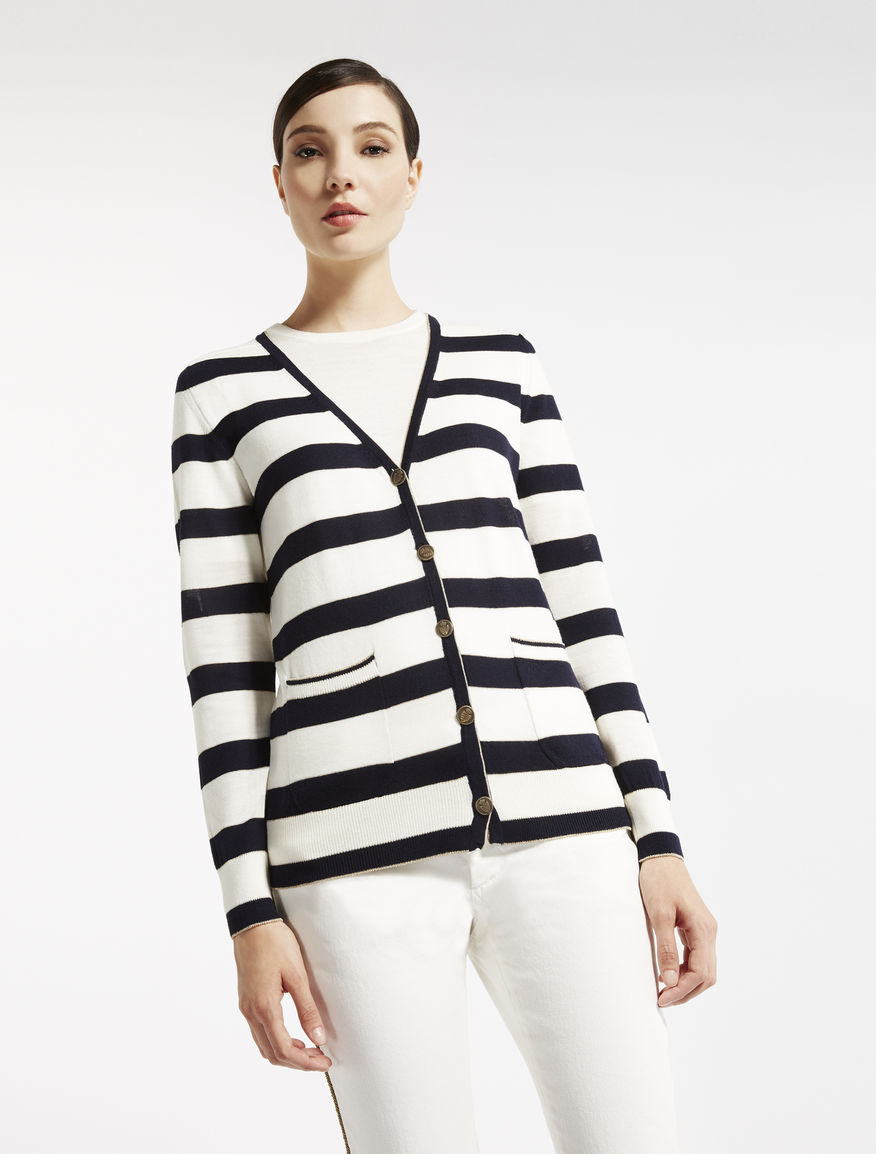 Pure wool cardigan Weekend Maxmara