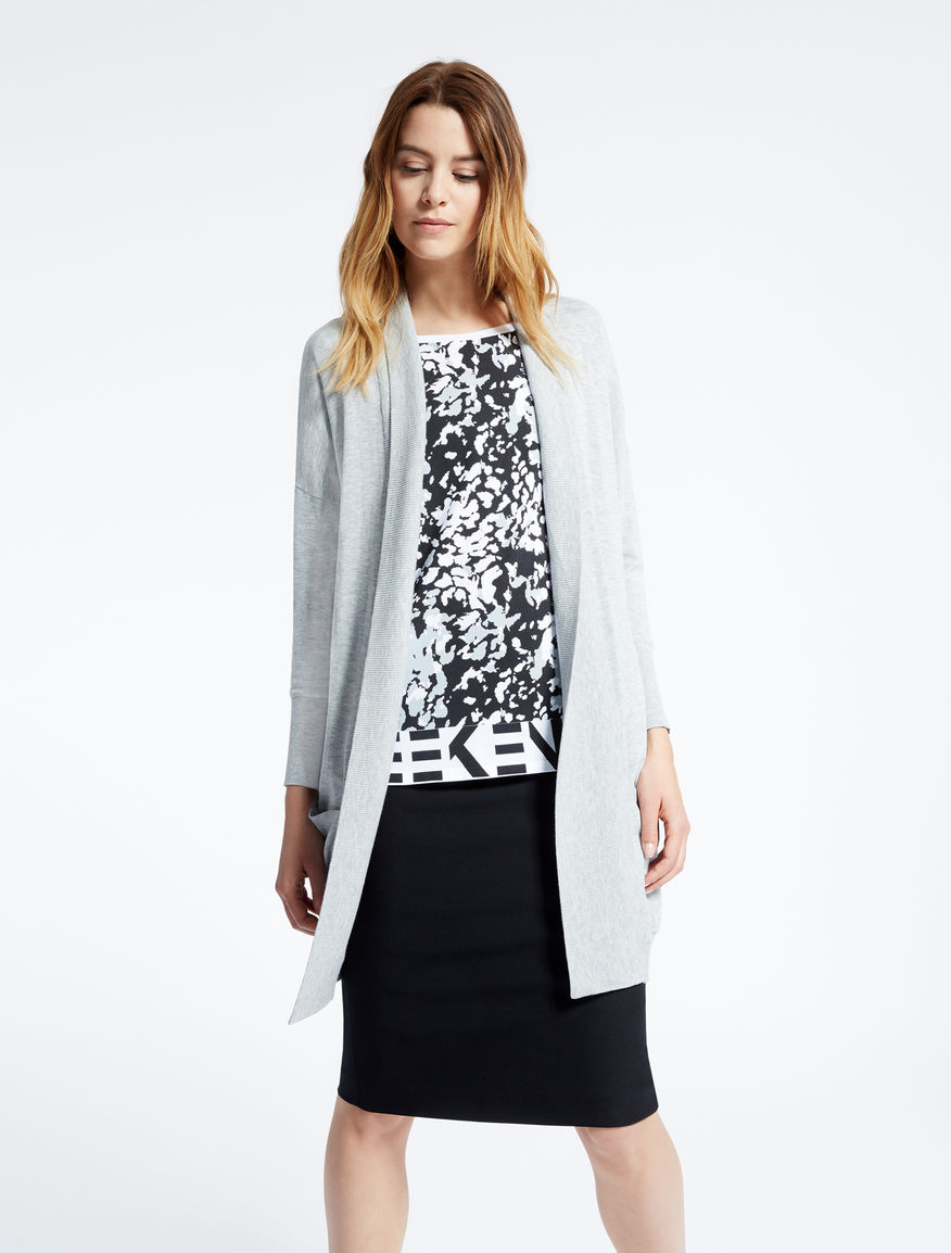 Viscose knit cardigan Weekend Maxmara