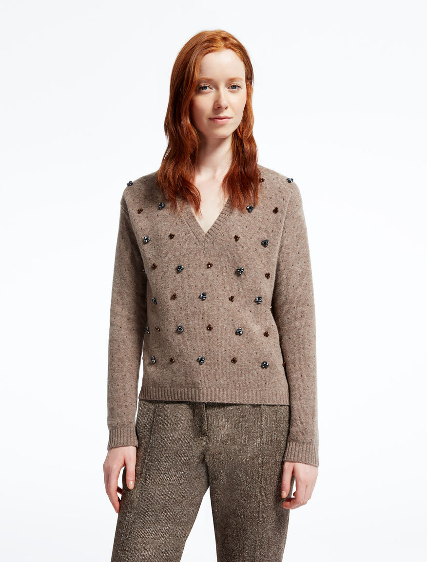 Pure wool jumper Weekend Maxmara