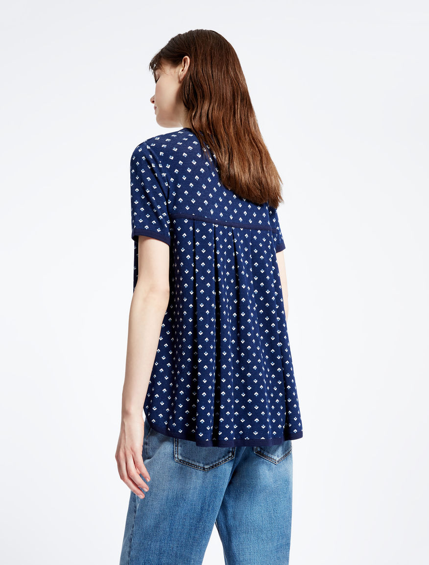 Viscose yarn T-shirt Weekend Maxmara
