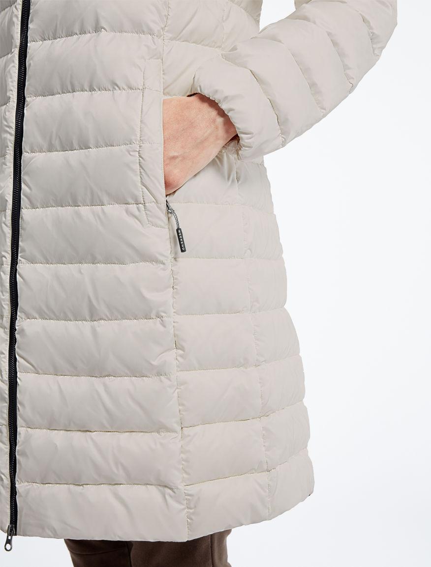 Drop-proof taffeta down jacket Weekend Maxmara
