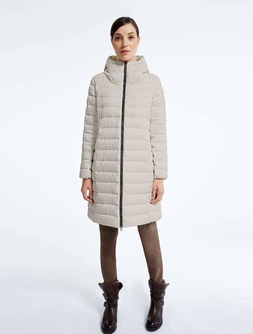 Drop-proof taffeta down jacket Weekend Maxmara