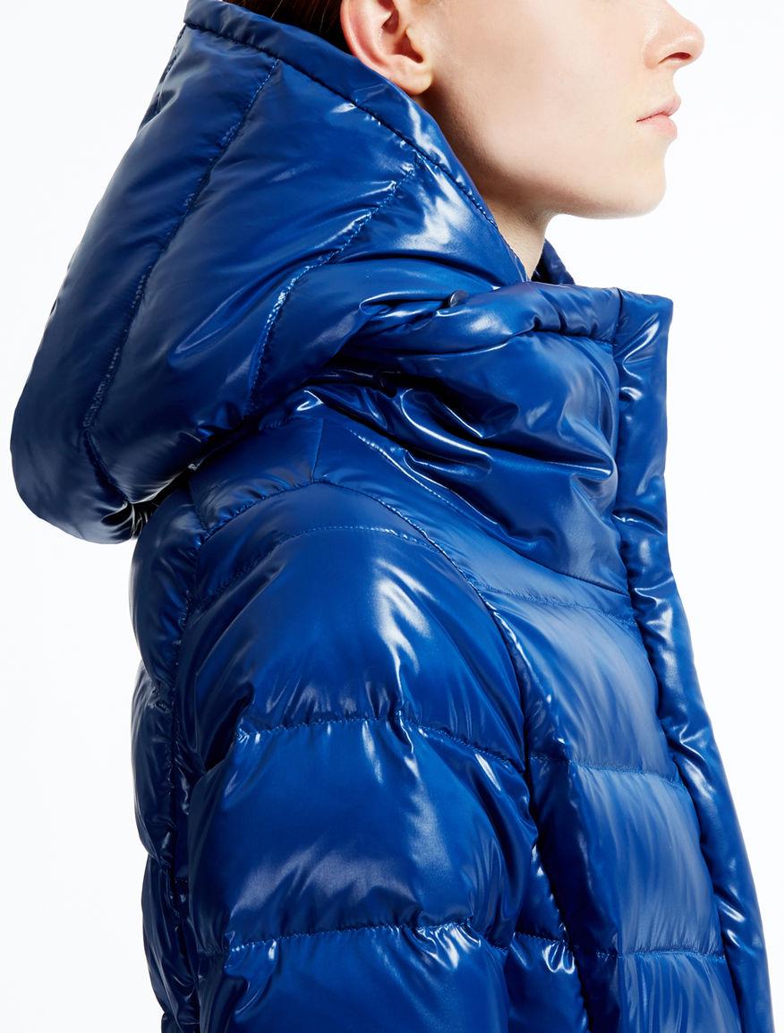 Drop-proof canvas down jacket Weekend Maxmara