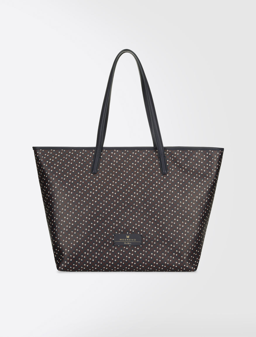 Printed shopping bag Weekend Maxmara